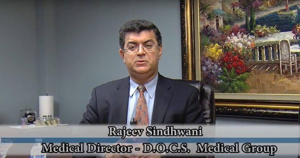 Docs Medical Group – Multi Specialty Medical Practice – Rajeev Sindhwani, Medical Director – D.O.C.S. Medical Group