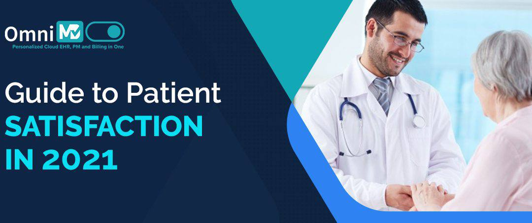Guide to Patient Satisfaction in 2021